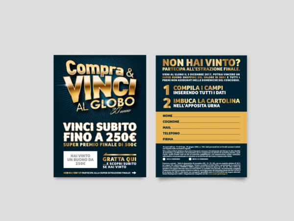 Cartoline Gratta e Vinci concorso