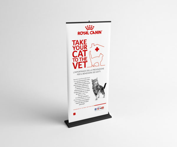 Royal Canin - rollup