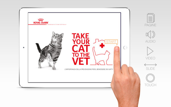 Royal Canin - Take your cat to the vet