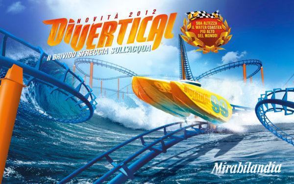 Poster Divertical - Mirabilandia