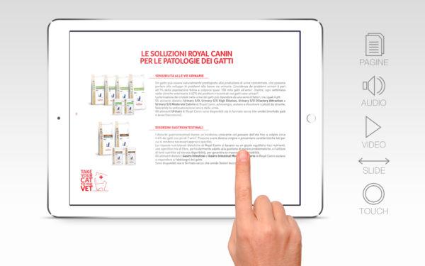Presentazione interattiva