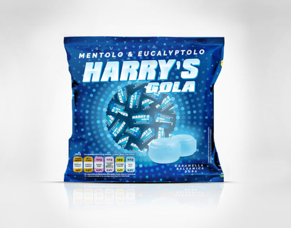 Packaging Harry's per Dolciaria Finazzi