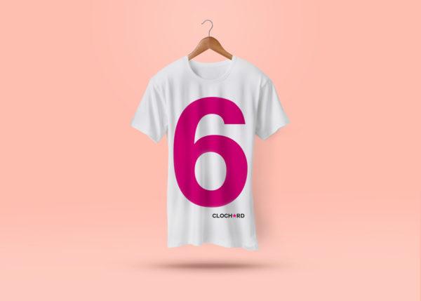 Personalizzazione T-Shirt - Clochrd