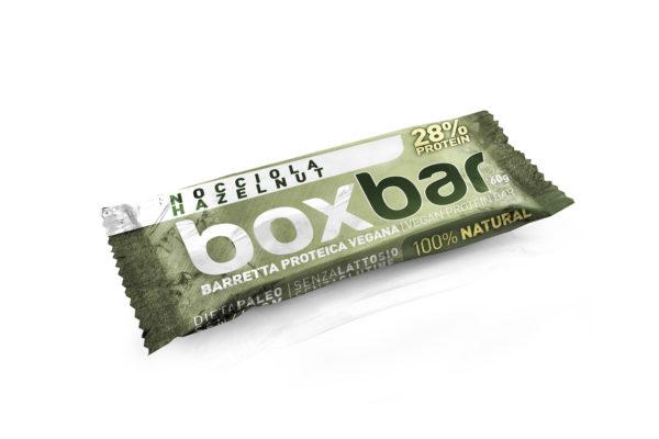 creazione incarto barretta energetica - BoxBar
