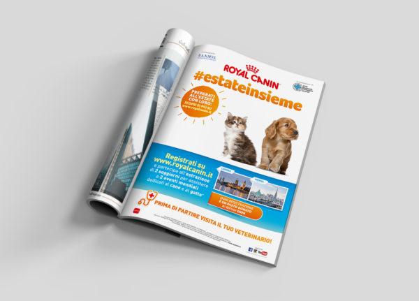 Royal Canin - Estateinsieme Campagna ADV