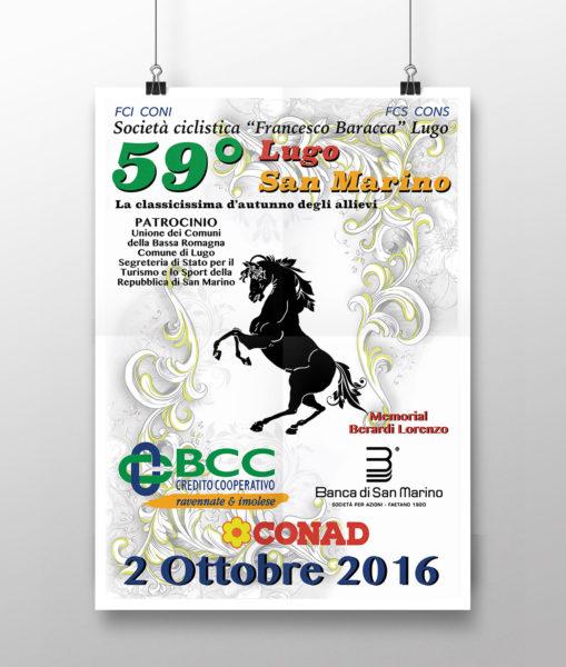 POSTER 59° Lugo San Marino