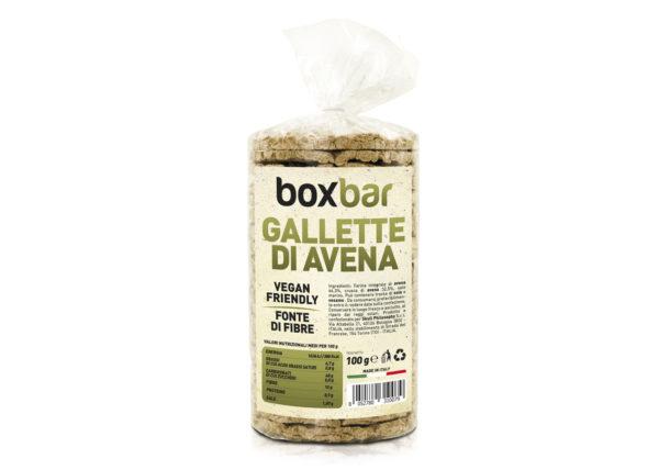 creazione packaging Gallette Avene - BoxBar