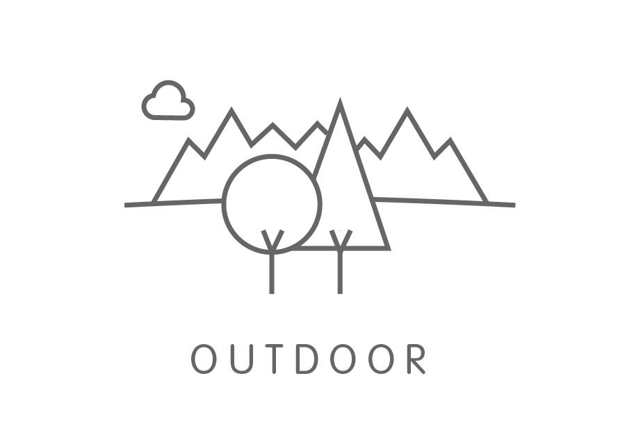 icona fotografie sezione outdoor