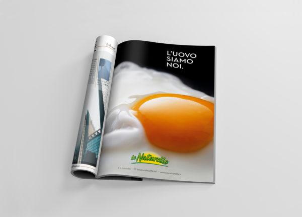 Le Naturelle - L'uovo siamo noi