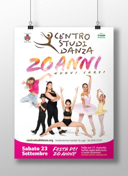 Poster Centro Studi Danza - Lugo