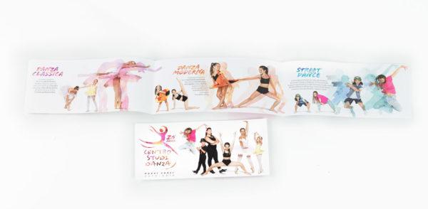 Folder nuovi corsi Centro Studi Danza