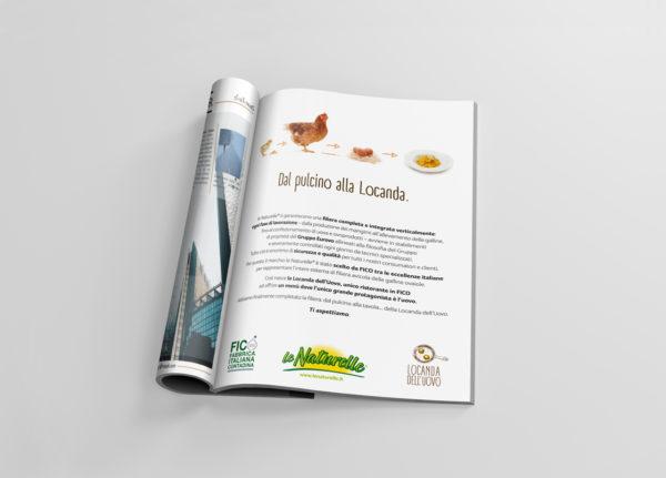 Campagna ADV partecipazione EUROVO a FICO