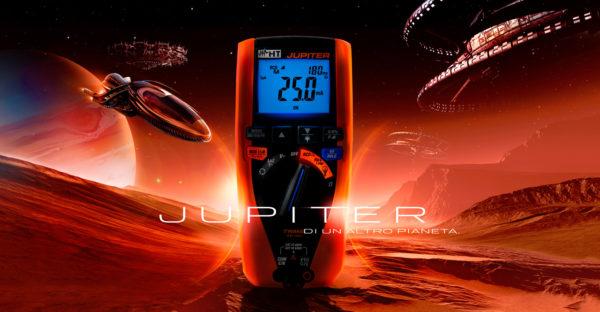 HT - Lancio Multimetro Jupiter