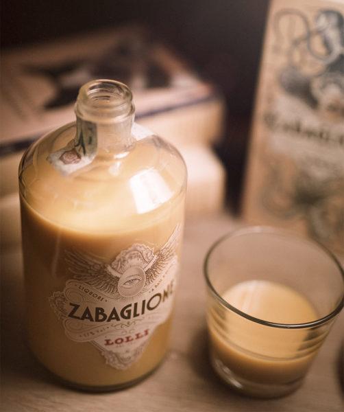 Lolli liquori - Zabaglione