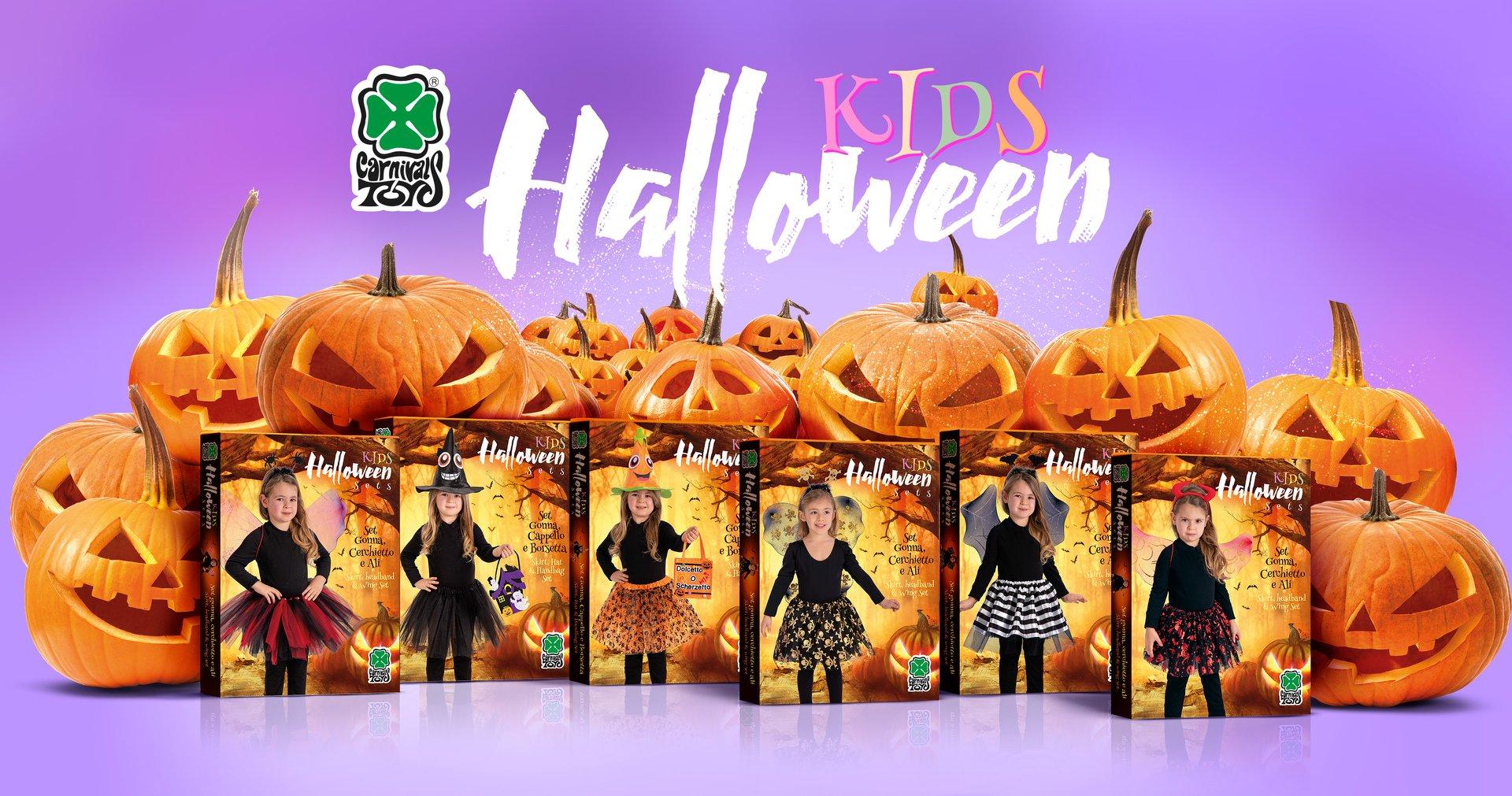 Carnival Toys - Halloween Kids 2019
