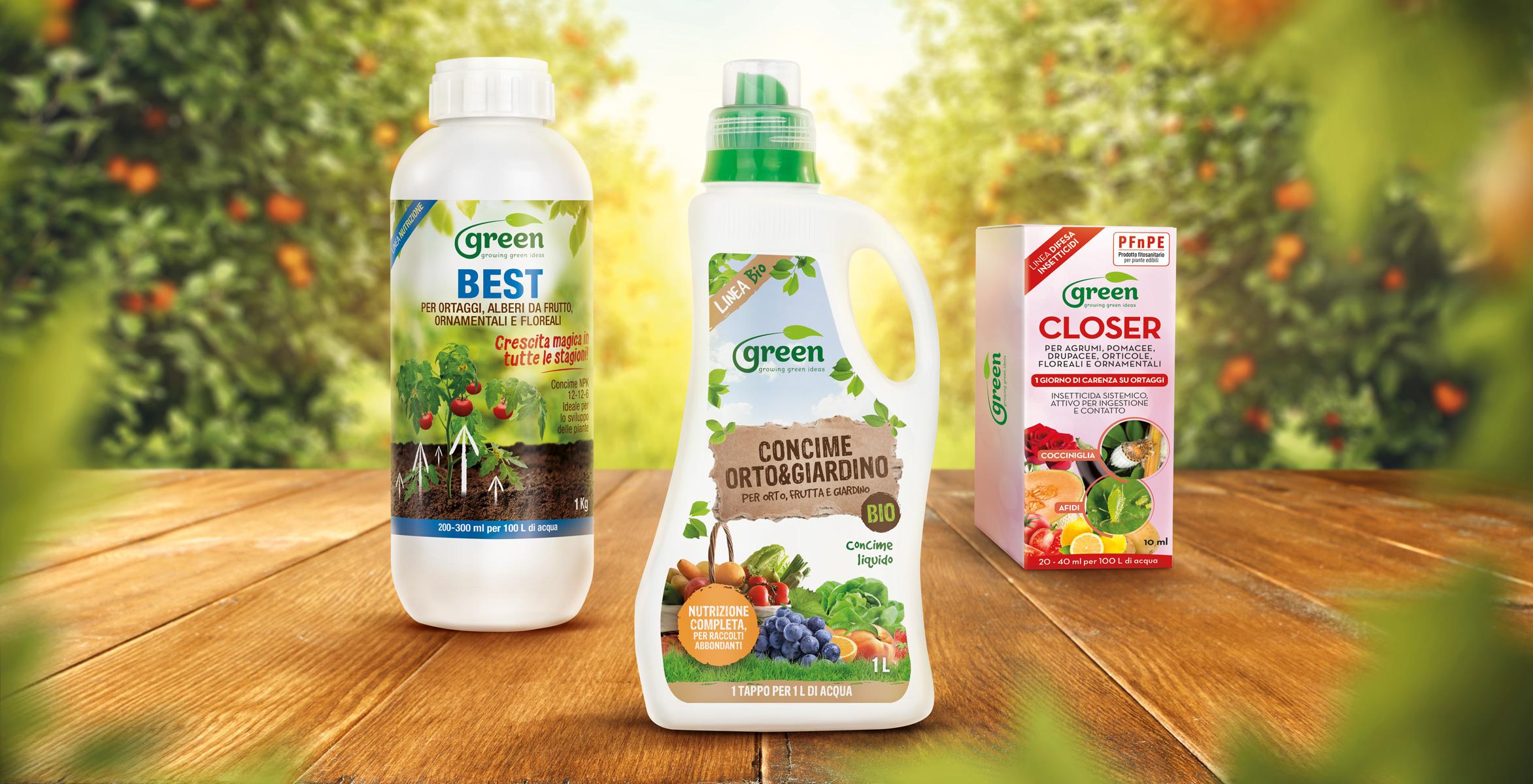 Green Ravenna - Linea Home & Garden
