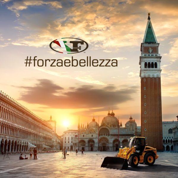 Venieri SPA - Campagna social #forzaebellezza